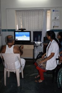 Using the Jintronix Wave in India